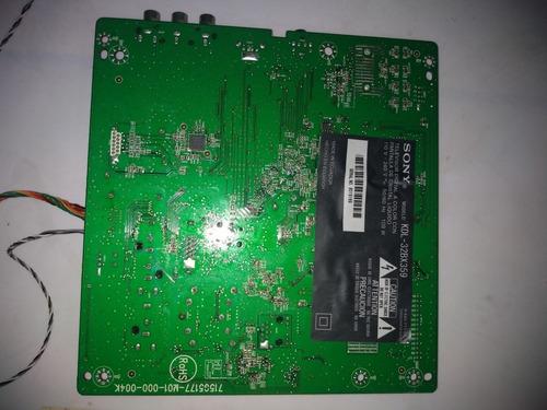 tarjetas de tv lcd sony modelo kdl-32bx359