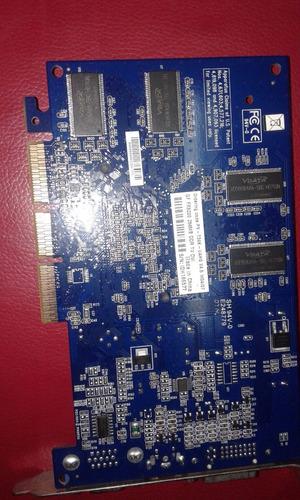 tarjetas de video geforce 6200 agp 8x 256mb ddr2
