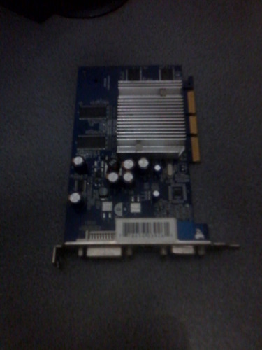 tarjetas de video geforce fx5200 256mb