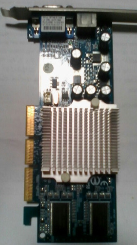 tarjetas de video geforce/ati/force 64mb