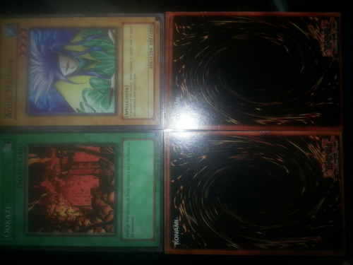tarjetas de yu gi ho