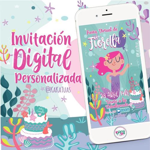tarjetas digitales personalizadas