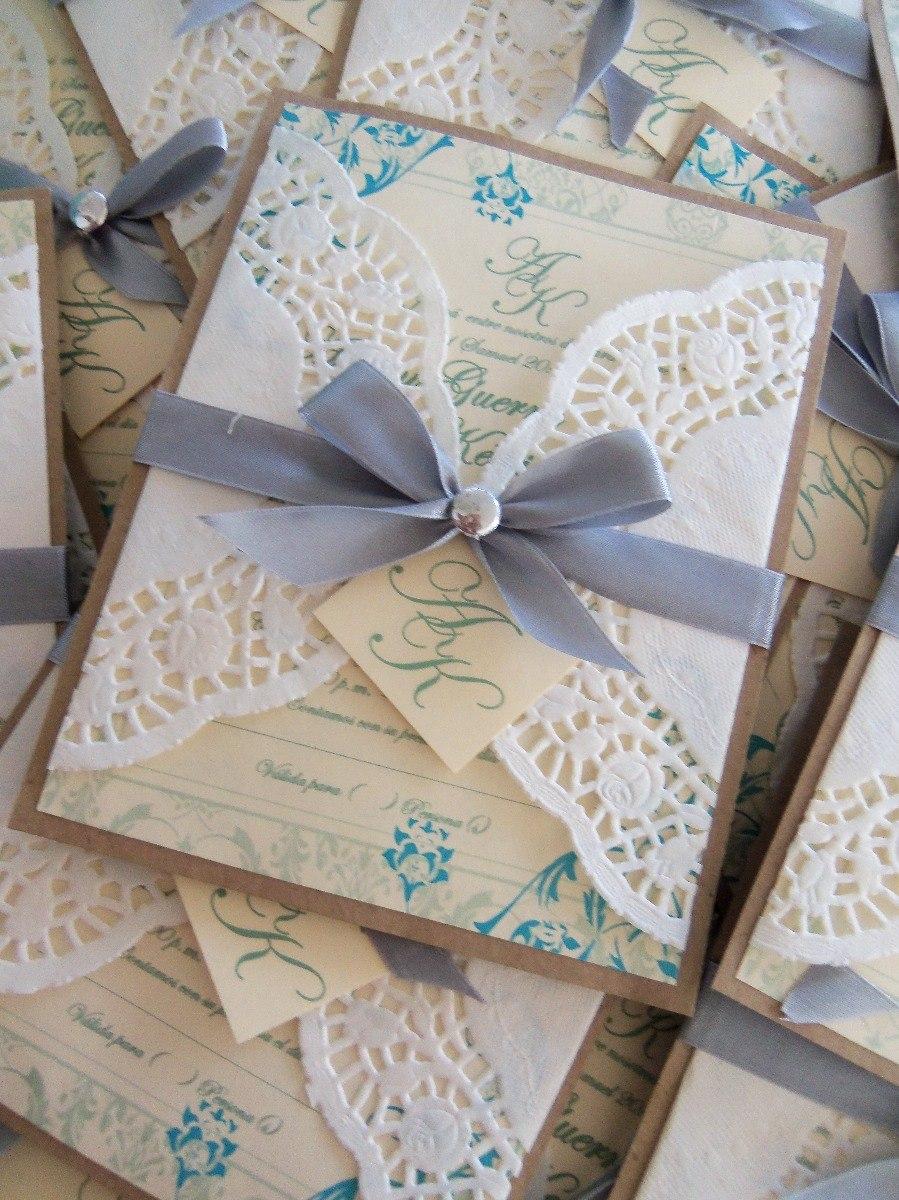 Tarjetas e invitaciones vintage para bodas y 15 a os bs for Tarjetas de 15 anos vintage