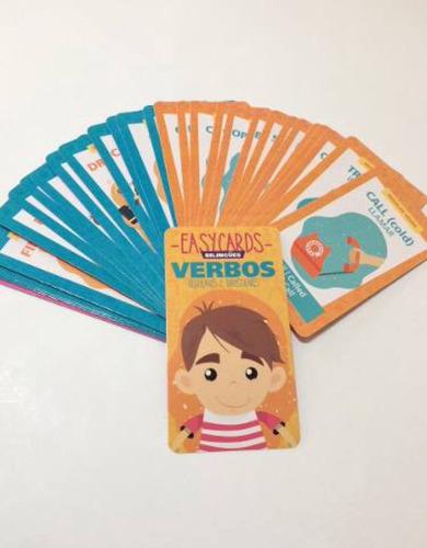 tarjetas easy cards 4 paquetes!!