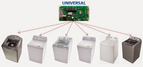 tarjetas electrónicas para lavadoras