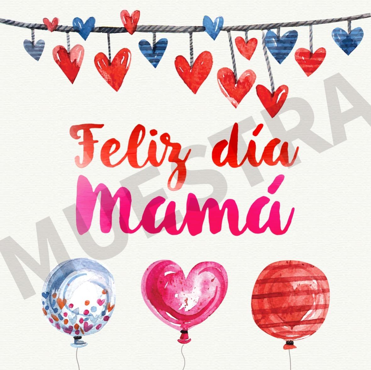 Tarjetas Feliz Día De La Madre Para Imprimir