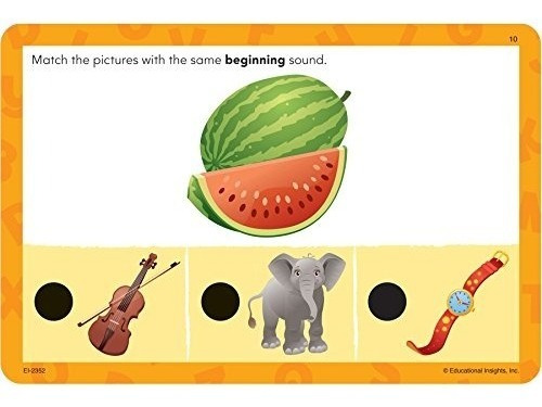 tarjetas flash,educación insights puntos calientes jr. b..