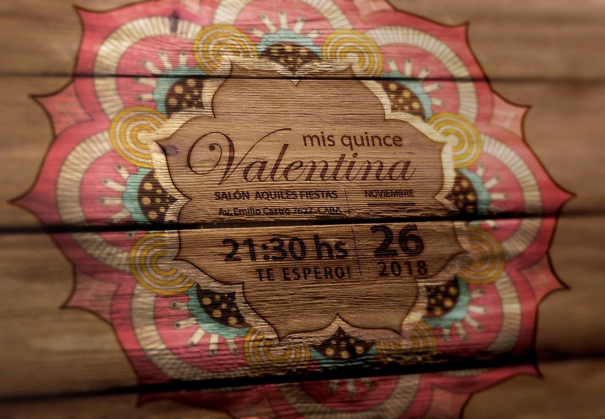 Tarjetas Invitacion 3d Iglesia Boda Casamiento Originales