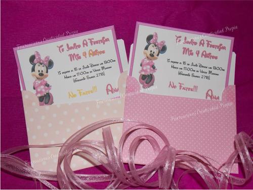 tarjetas invitación con sobre!. diseños únicos!!!.