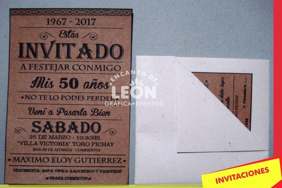 Invitaciones De Cumpleanos 50 Anos Fairemeiscorrip S Diary