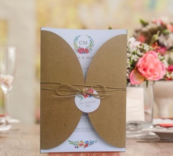 Tarjetas Invitaciones Vintage Bodas Matrimonio