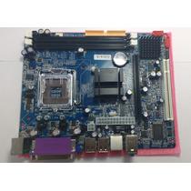 Tarjeta Madre Chipset Intel G31 Socket 775 Ddr2 Nuevas !!