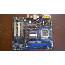Tarjeta Madre Asrock Intel Socket 775 Para Reparar-repuesto