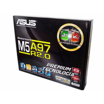 Tarjeta Madre Asus M5a97 R2 Ddr3 Usb3 Am3+ 140w Crossfirex