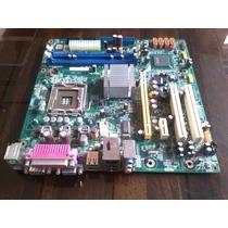 Tarjeta Madre Lenovo G31 Lm V 1.0 Ddr2 775