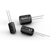 Condensadores 100uf 16v