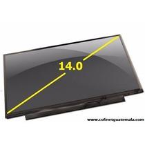 Pantalla Para Laptop Led Hd 14,0 Slim Y Normal