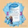 Kit Imprimible Frozen Unisex Personalizado Pdf