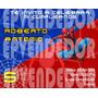 Tarjetas De Invitacion Spiderman - Invitaciones Epv