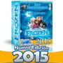 Kit Imprimible Frozen Completo Invitaciones Editables 2015