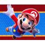 Kit Imprimible Mario Bros, Tarjetas, Cotillones, Invitacione