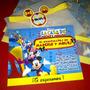 La Casa De Mickey Mouse - Invitación Personalizada