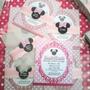 Minnie Mouse Pink - Tarjeta De Invitación Personalizada