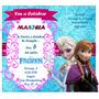 Kit Imprimible Frozen