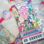 My Little Pony - Tarjeta De Invitación Personalizada