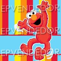 48 Sticker Adhesivos Elmo - Calcomanias Epvend