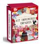 Kit Imprimibles Patrones Para Cajas, Empaques, Cotillones