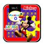 Kit Imprimible La Casa De Mickey Mouse Tarjetas Cotillon