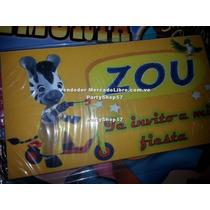 Tarjeta Invitacion Zou Violetta Frozen Dora Mickey Minnie