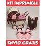 2x1 Babyshower Kit Imprimible + Regalos