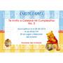 Imagen De Invitacion Winnie Pooh - Invitaciones Epvendedor