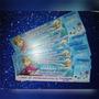 Tarjetas D Invitaciones Tipo Ticket Frozen Baby Shower Y Mas