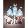 Invitaciones Princesas Frozen Personalizadas