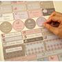 Etiquetas Personalizadas, Stickers Calcomanias Autoadhesiva