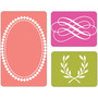 Plantillas De Repujado Darice Washi Tape Scrapbook Sizzix