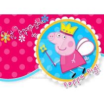 Kit Imprimible De Peppa Pig