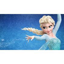 Tarjetas Invitacion Frozen Virtual Animadas En Video