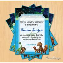 Invitaciones Fiesta Envio Digital En Pdf Personali Nomodific