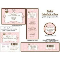 Kits Imprimible Baby Shower