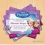 Kit Imprimible Frozen Niña Personalizado Pdf