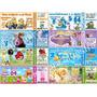 Tarjeta Invitación Infantiles Ticket Diseño Personalizado 10