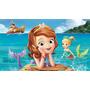 Kit Imprimible Princesa Sofia Y Ariel Candy Bar Disney Fiest
