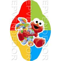 22 Adornos Para Pitillos Elmo