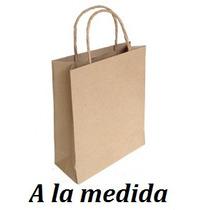 Bolsas De Papel Grueso Al Mayor, Para Tiendas Y Regalos