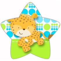 Kit Imprimible Baby Shower Jaguar Tarjeta Invitaciones Cumpl