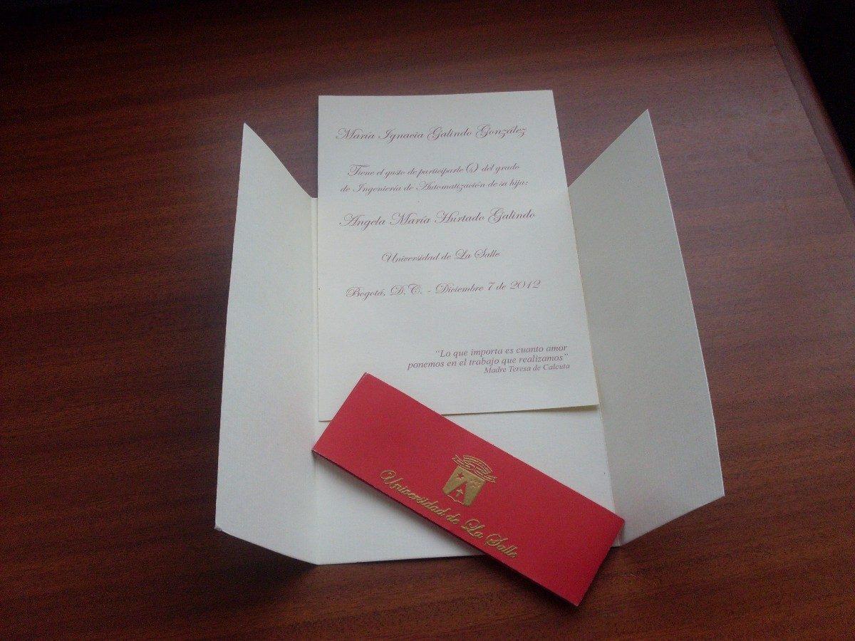tarjetas para evento 15 años matrimonio grado 3 990 en mercado